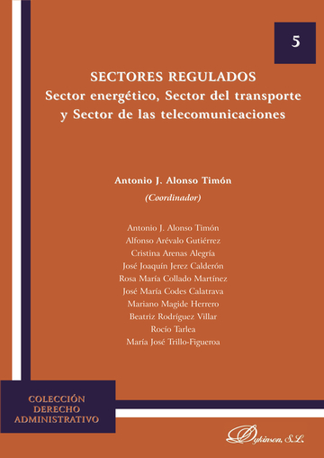 Sectores regulados