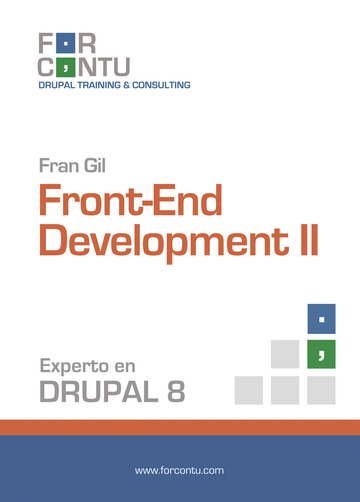 Experto en Drupal 8 Front-End Development II