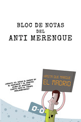 Bloc de notas del ANTI MERENGUE