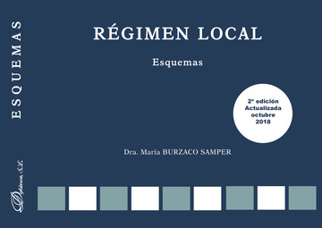 Régimen Local. Esquemas.